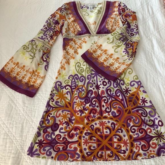 Nicole Miller Dresses & Skirts - Nicole Miller Silk Dress